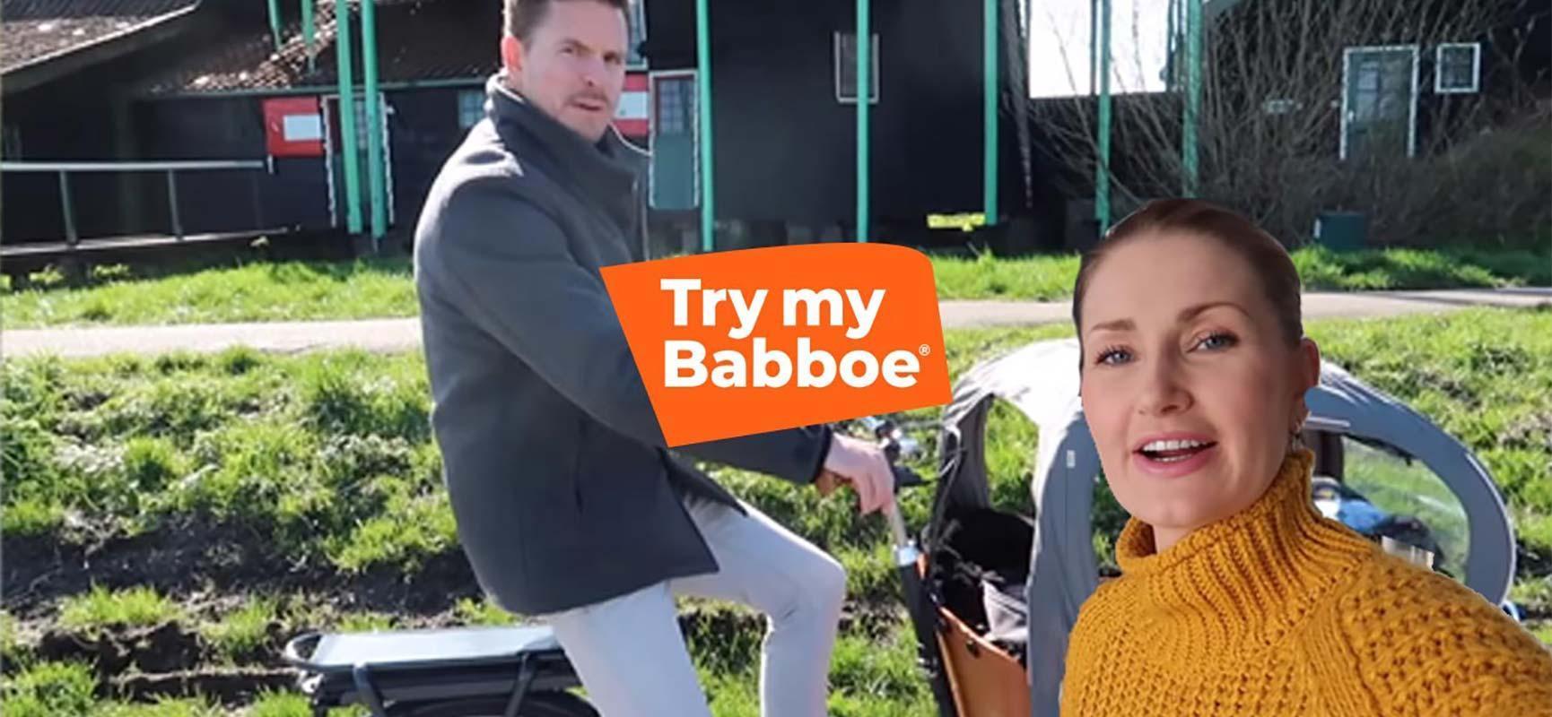 Vlogster test Babboe