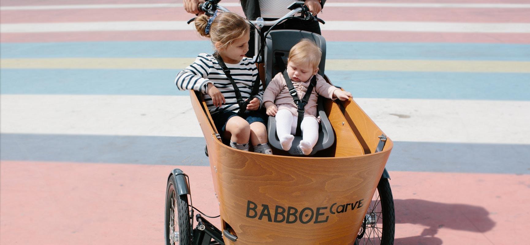 Babboe Carve test