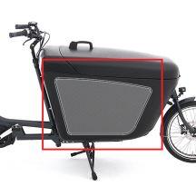 Babboe bakfiets stickers Pro Bike