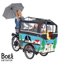 BOET by Babboe bakfiets stickers Max-E Anteater