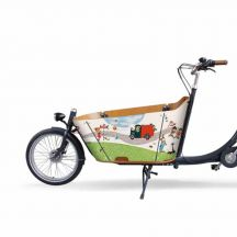 Fiep Westendorp bakfiets stickers City Fiep Westendorp