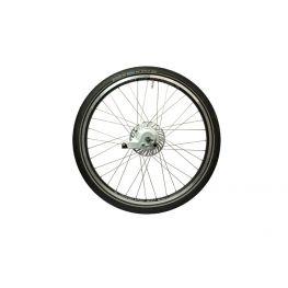 Babboe achterwiel nexus-7 shimano