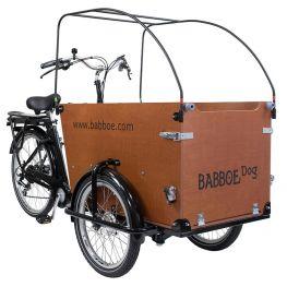 Babboe tentstokkenset