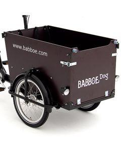 Babboe houtpakket GWA donkerbruin