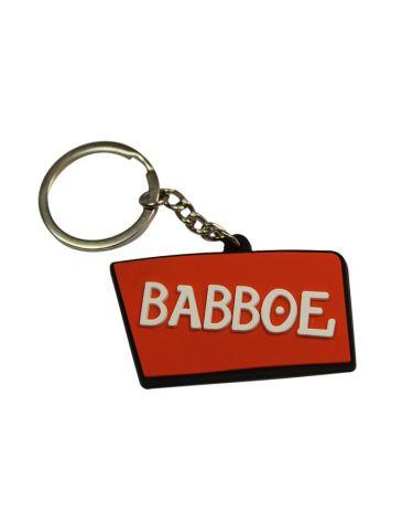 Babboe sleutelhanger