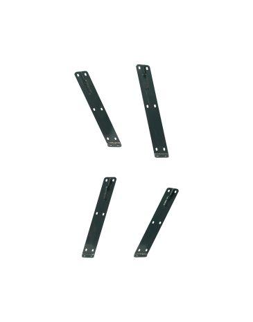 Babboe T-profielen (voorzijde en stuurzijde)