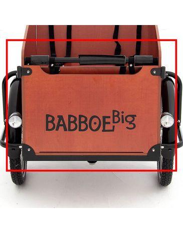 Babboe voorpaneel Big hout