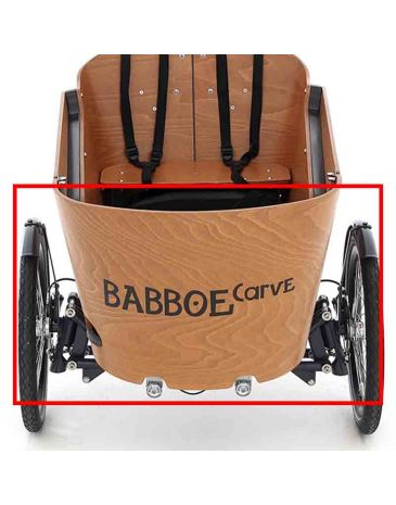 Babboe voorpaneel