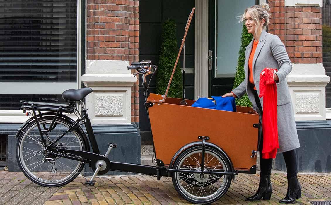 cargo trike babboe
