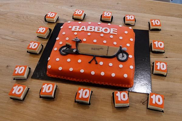 Babboe 10 jaar