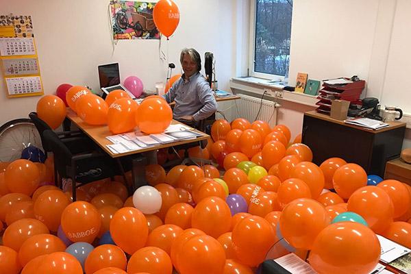 Babboe ballonnen